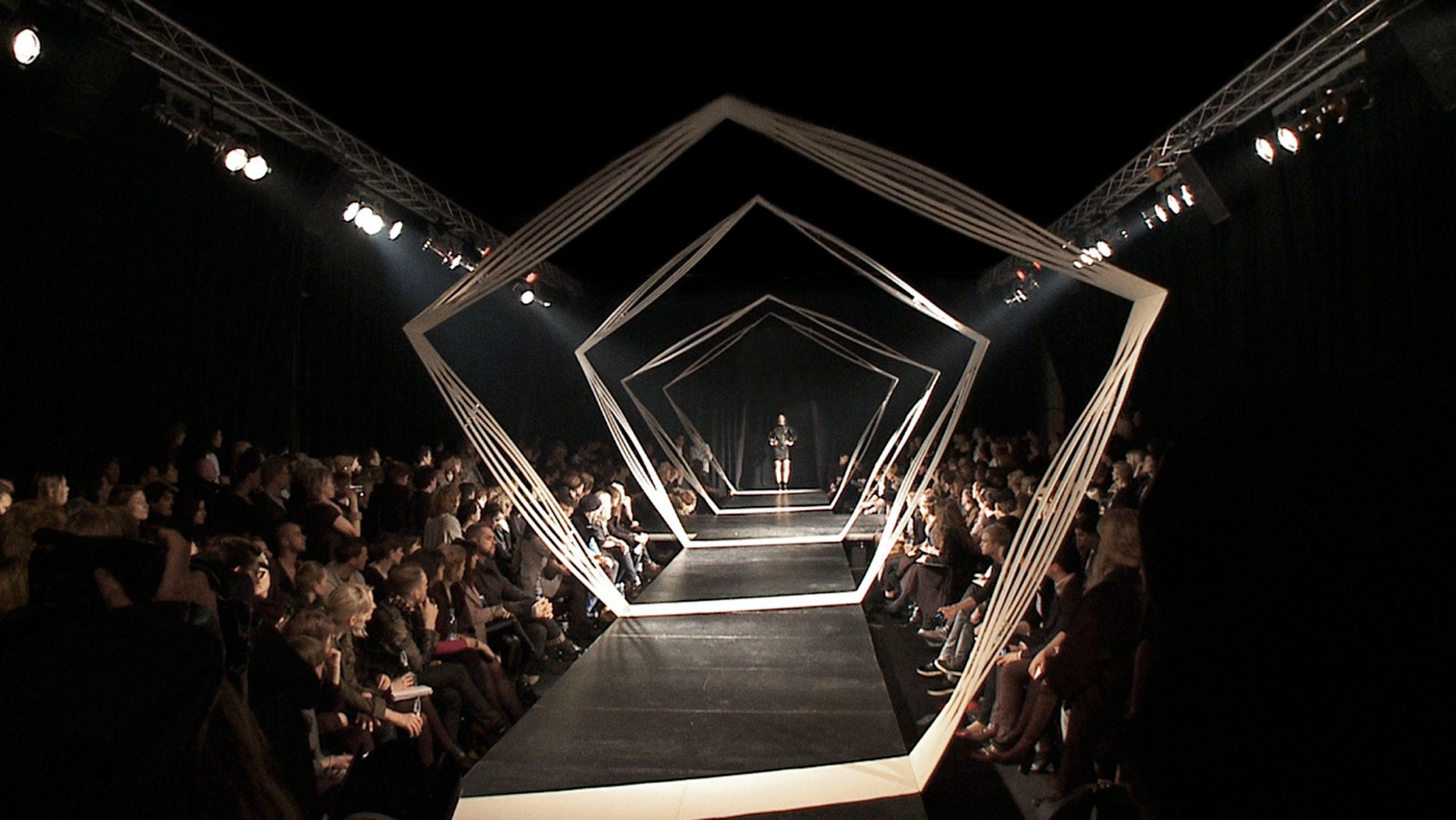 iconic fashion runway