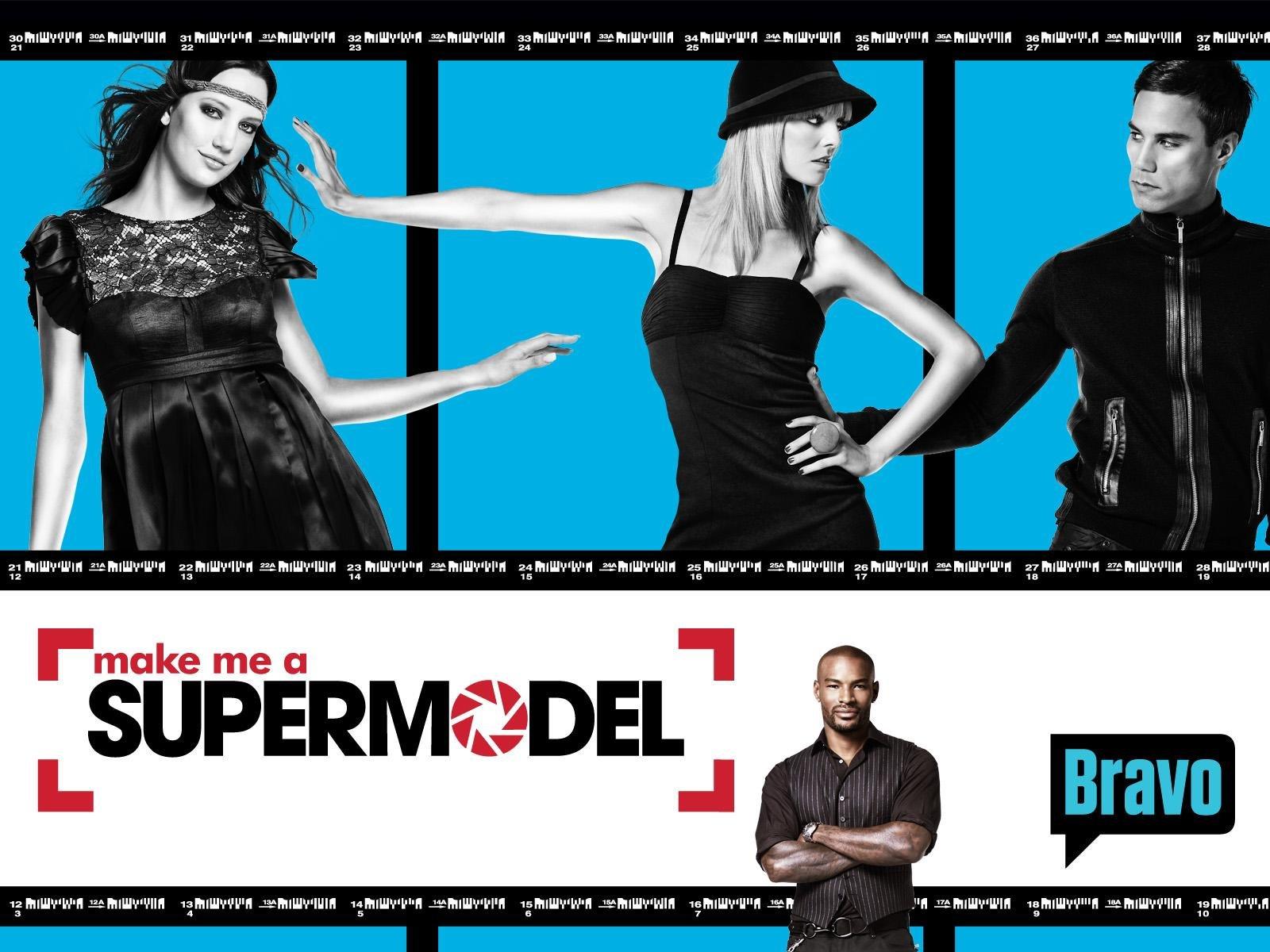 Make Me A Supermodel Poster