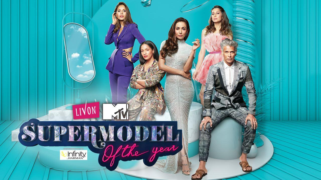 MTV Supermodel of The Year Poster